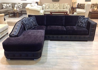 Classic Corner Sofa Anny