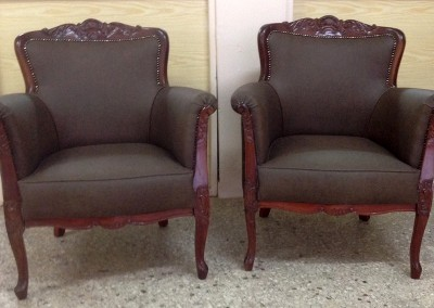 Armchairs for Repair