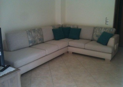 Special Structure Corner Sofa