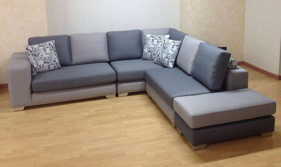 Polymorphic Corner Sofa