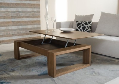 Living Room Table Plaza