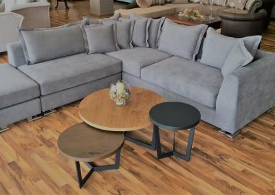 Modern Corner Sofa Irida