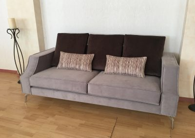 Eliza 3Θ Modern Sofa